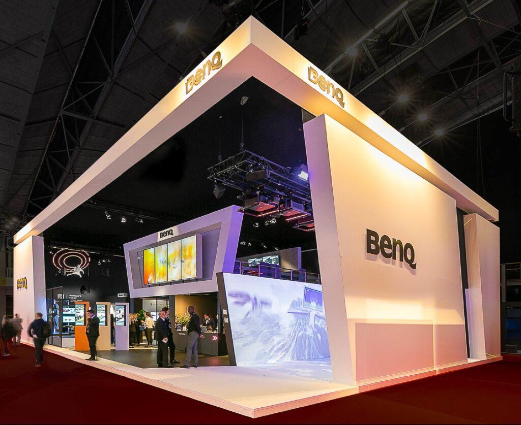 BenQ - ISE Europe Amsterdam 2020-01