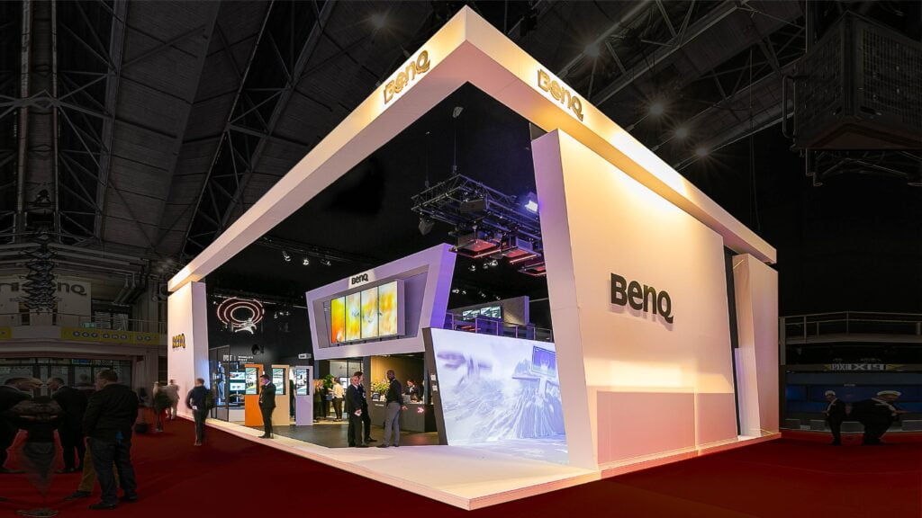 BenQ - ISE Europe Amsterdam 2020-22