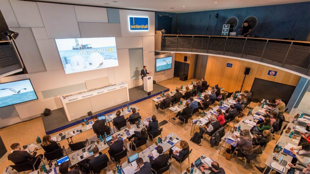 Homepage-portfolio-Wintershall-Press Conference Kassel