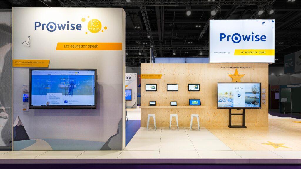 Prowise - BETT 2017-2018-2019-2020-09