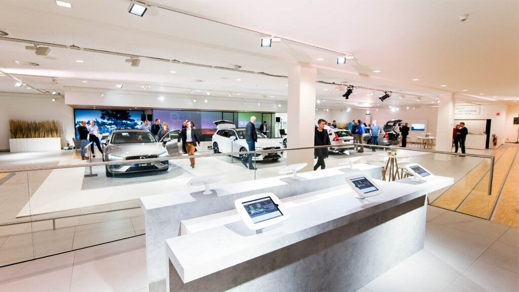 Volvo - Sneak Preview V60, Beesd 2018-06