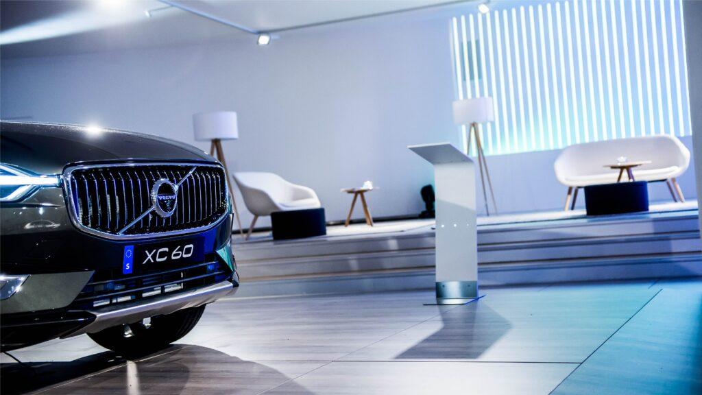 Volvo - Sneak Preview XC60 2017-05