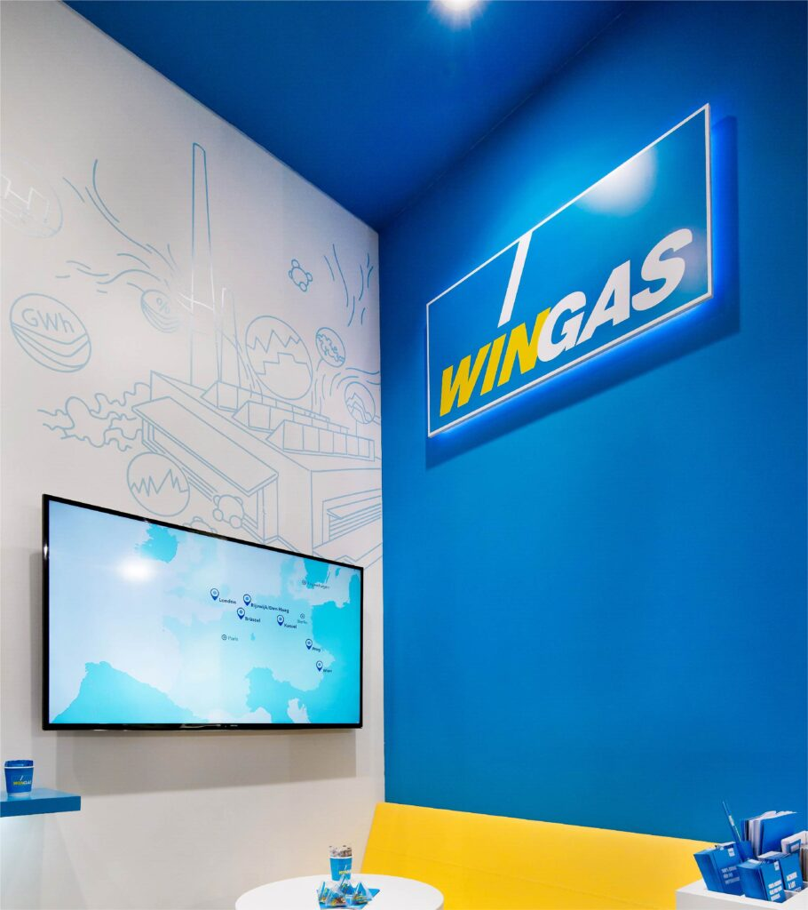 Wingas - Glasstec 2016-06