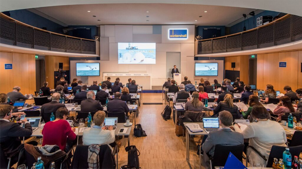 Wintershall - Press Conference Kassel 2018-02
