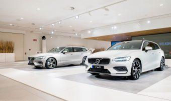 Volvo - Sneak Preview V60, Beesd 2018-01