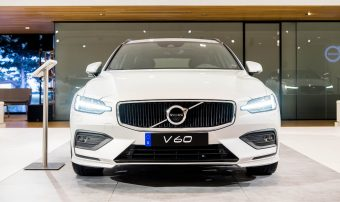 Volvo - Sneak Preview V60, Beesd 2018-02