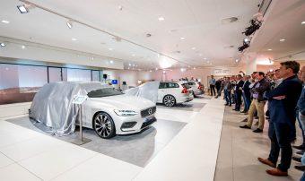 Volvo - Sneak Preview V60, Beesd 2018-07