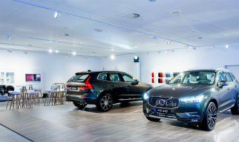 Volvo - Sneak Preview XC60 2017-08