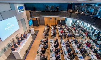 Wintershall - Press Conference Kassel 2018-01